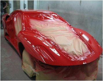 Ferrari Restoration ST-performance.co.uk