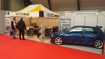 Performance French Car Stand @ NEC Classic 2013