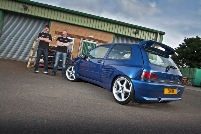 Clio Dimma Cosworth Performance French Car Magazine